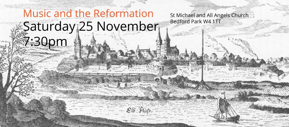 Reformation Concert